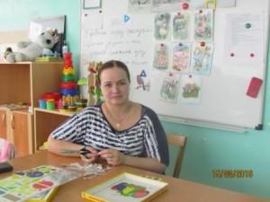 Анненкова Людмила Сергеевна воспитатель