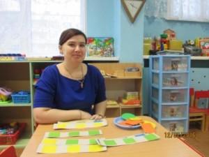 Крюкова Мария Яковлевна воспитатель